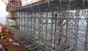 HAKI scaffolding for offshore projects - blog